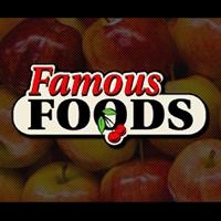 Famous Foods Flyer - Circular - Catalog