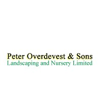 The Peter Overdevest & Sons Landscaping Store for Landscaping