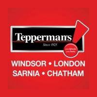Tepperman's Flyer - Circular - Catalog - Bathroom Furniture
