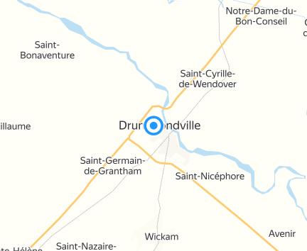 Canadian Tire Drummondville