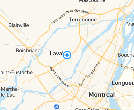 Canadian Tire Laval