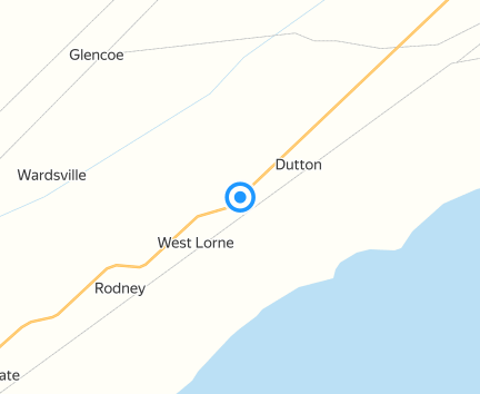Canadian Tire Westbound Dutton