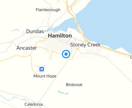 Giant Tiger Hamilton