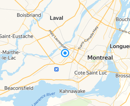 Giant Tiger Montréal