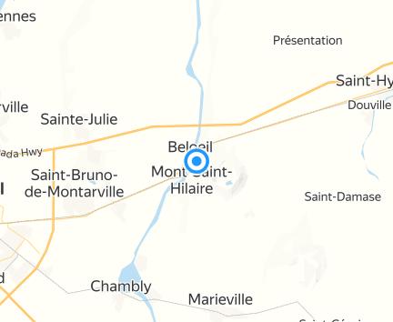 IGA Mont-Saint-Hilaire