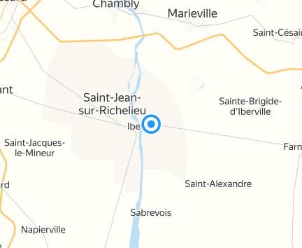 IGA Saint-Jean-Sur-Richelieu