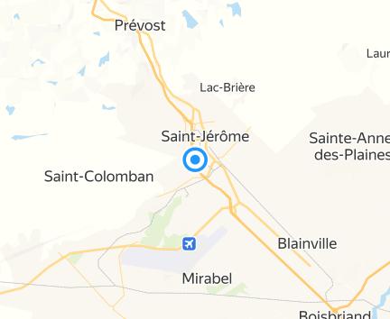IGA Saint-Jérôme