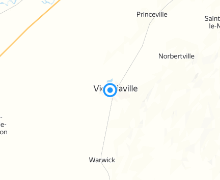 IGA Victoriaville