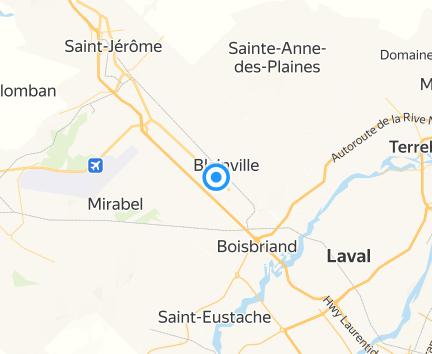 Jean Coutu Blainville