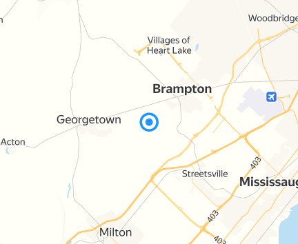 KFC Brampton