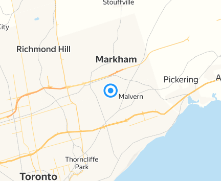 KFC Markham