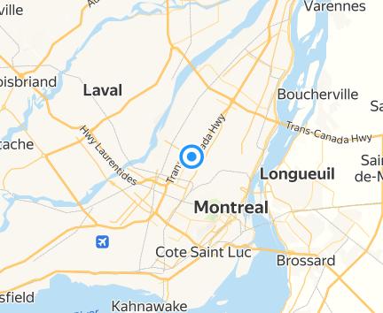 KFC Kfc Montréal