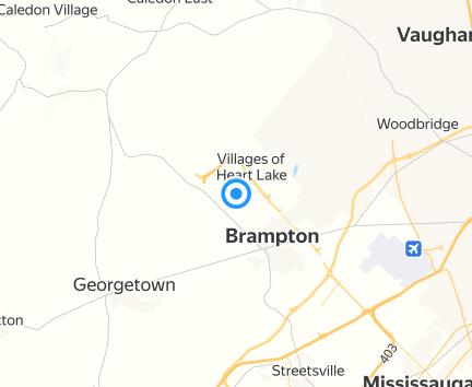 Metro Brampton