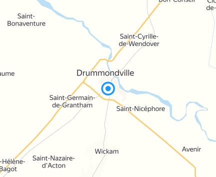 Metro Drummondville