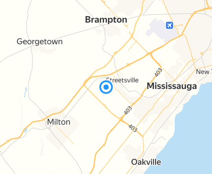 Metro Mississauga