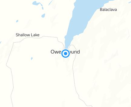 Metro Owen Sound
