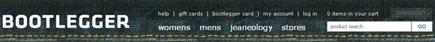 Bootlegger Jeans Online Store