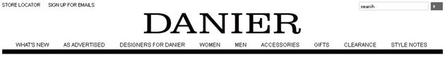 Danier Weekly Flyer Online