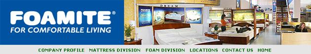 Foamite Mattress Online Flyer