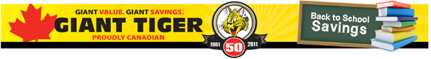 Giant Tiger Weekly Flyer Online