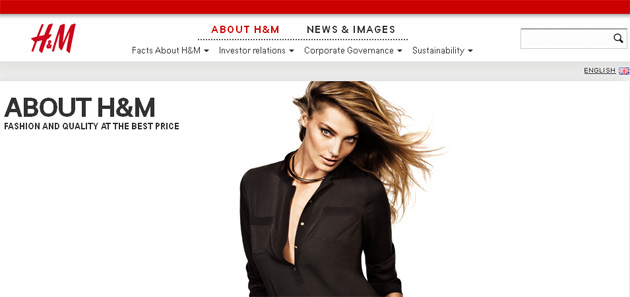H&m Online Store