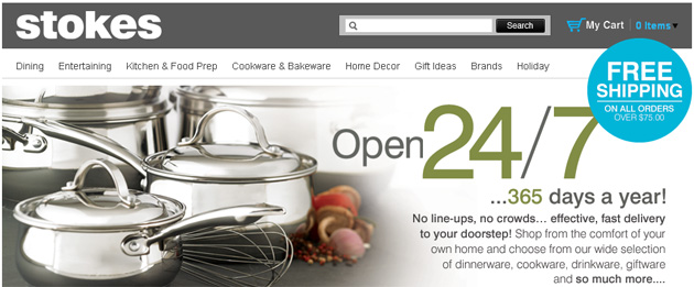 Stokes Kitchen And Tableware Store Online