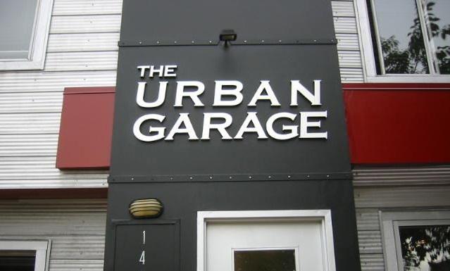 The Urban Garage Online