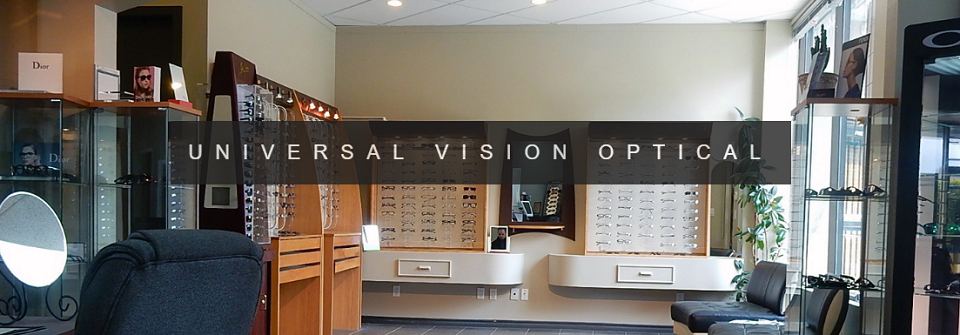 Universal Vision Optical Online