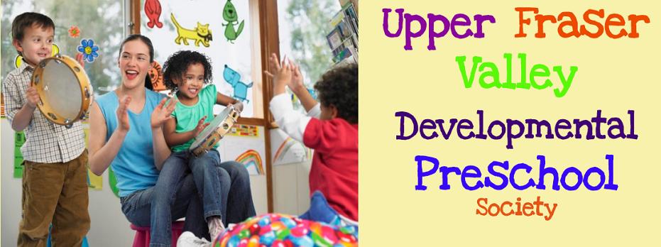 Upper Fraser Valley Developmental Preschool Online