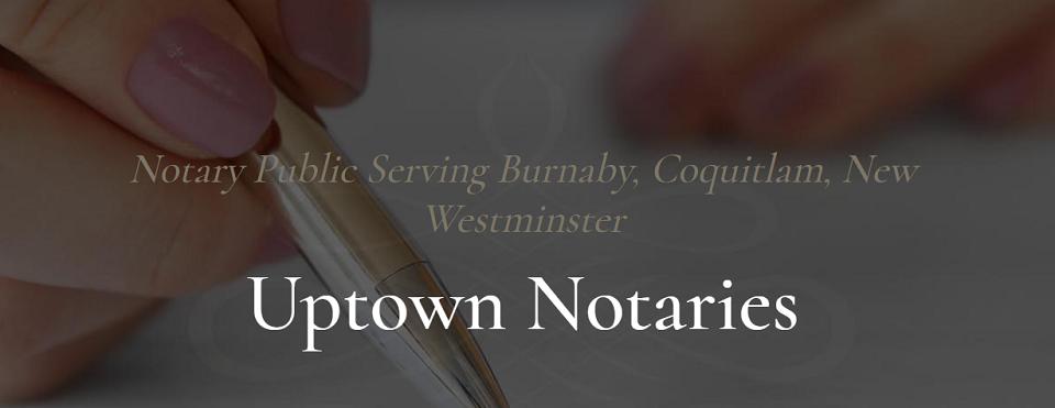 Uptown Notaries Online