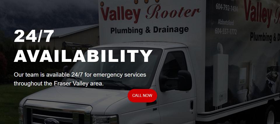 Valley Rooter Plumbing Online