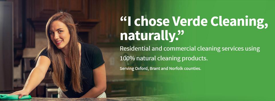 Verde Cleaning Online