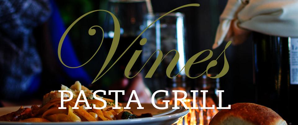 Vines Pasta Grill Online
