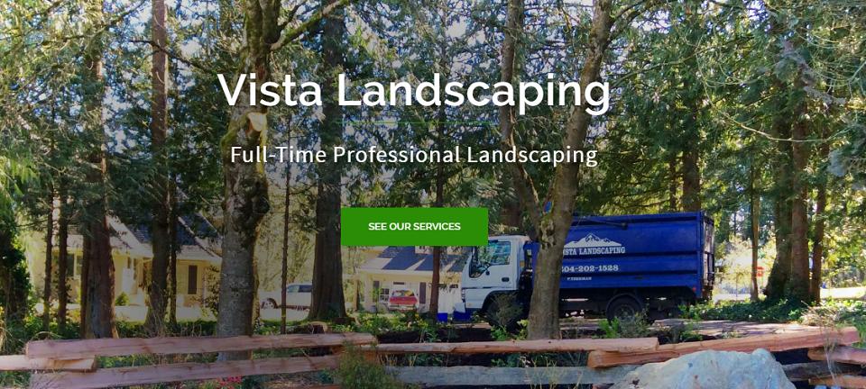 Vista Landscaping Online