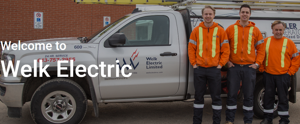 Welk Electric Online