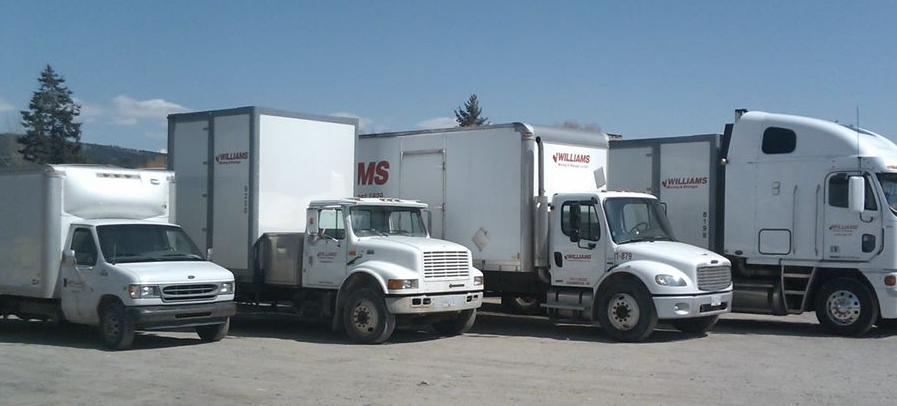 Williams Moving & Storage Online