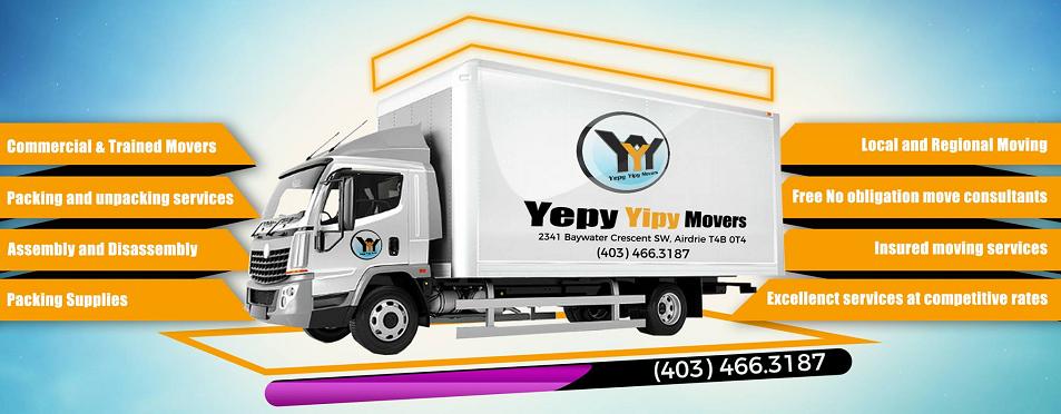 Yepy Yipy Movers Online